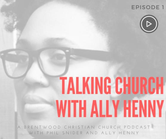 Talking Church Facebook